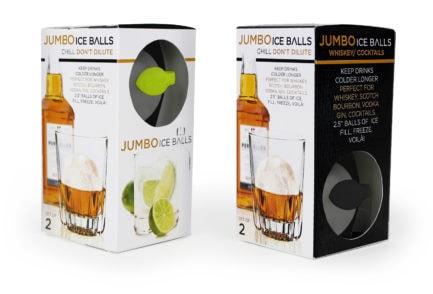 Prepara Ice Ball Maker, Jumbo, 2er Set