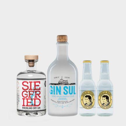 Premium Gin, Geschenkpaket