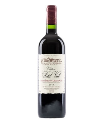 Saint-Emilion Grand Cru A.C., 2011