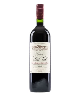 Saint-Emilion Grand Cru A.C., 2012