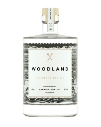 Woodland Sauerland Dry Gin (0,5L)