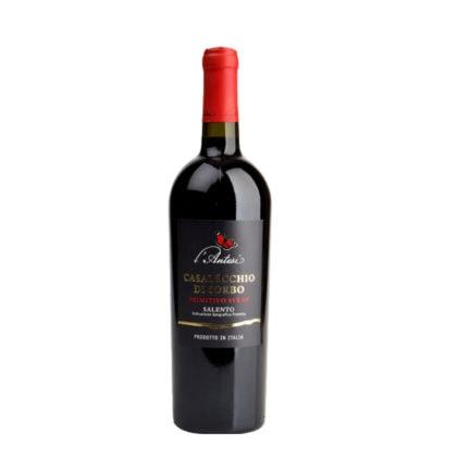 italienischer Rotwein, Primitivo, Syrah