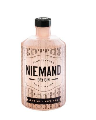 Niemand Dry Gin (0,5L)