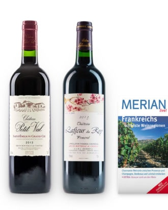 Rotwein Probierpaket – Bordeaux exquisite