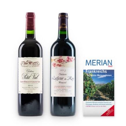 Rotwein Probierpaket - Bordeaux exquisite